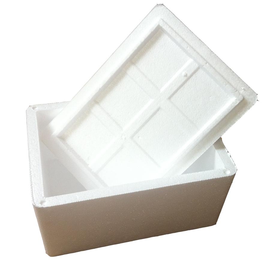 邮政1号泡沫箱水果樱桃杨梅荔枝牛排龙眼保鲜盒厂家直销包邮