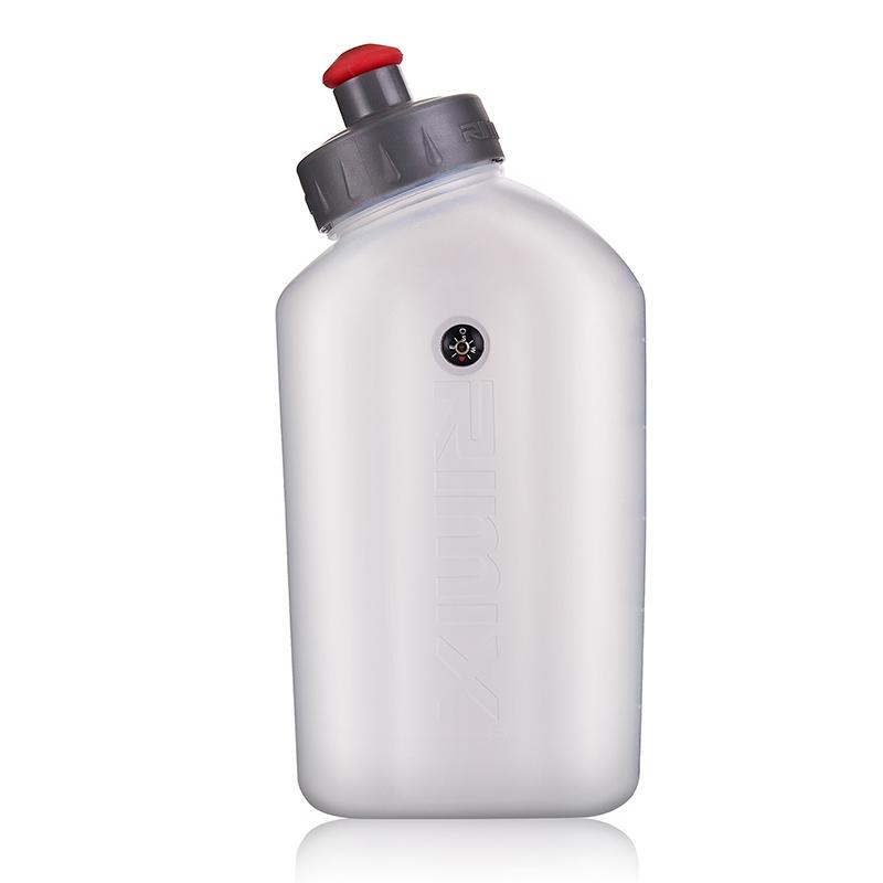 RIMIX帶指南針運動戶外跑步騎行越野水壺馬拉松登山塑料水杯280ml