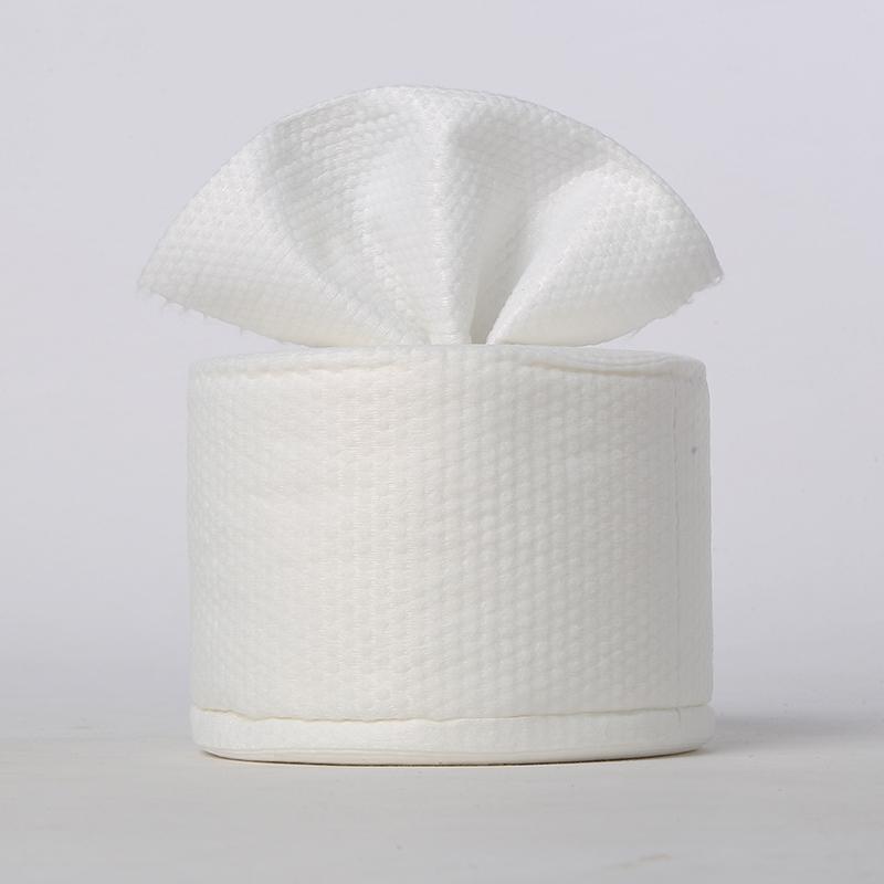卷筒式一次性纯棉洗脸巾卸妆棉11-29新券