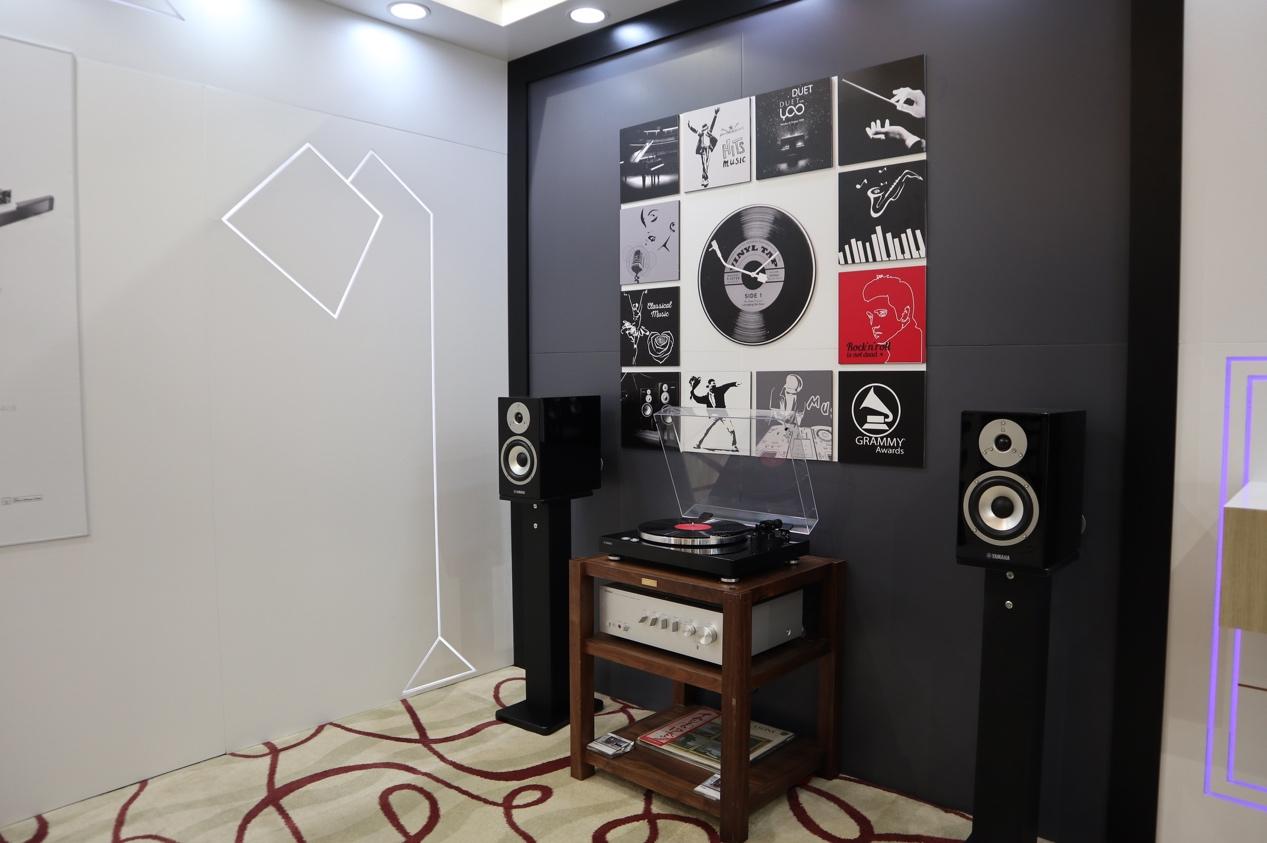 Yamaha/雅马哈白盆NX-N500高保真书架监听音箱蓝牙有源监听音响