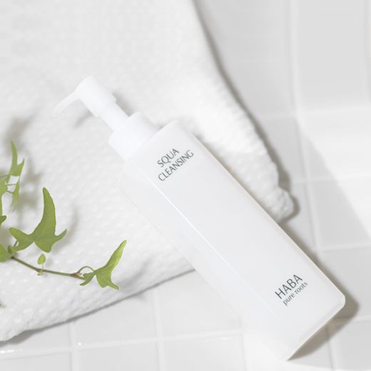 卸浊孕妇可用日本原装进口 卸妆油鲨烷净颜卸妆油  HABA 240ml