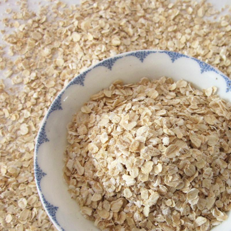 即食速溶熟纯燕麦片早餐冲饮麦片原味小袋装免煮散装非无糖脱脂
