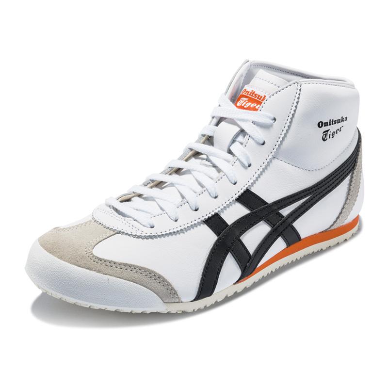 ONITSUKA TIGER/鬼冢虎MEXICO MID男女休闲板鞋1183A335-