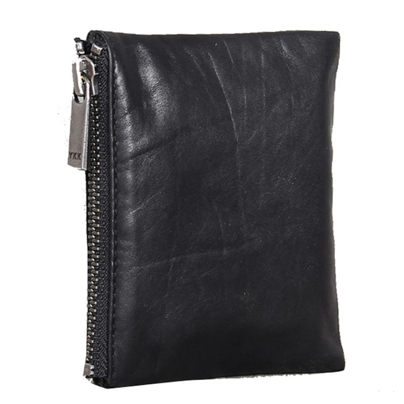 皮包原创设计 钱包 级胎牛皮 AA 真皮零钱包