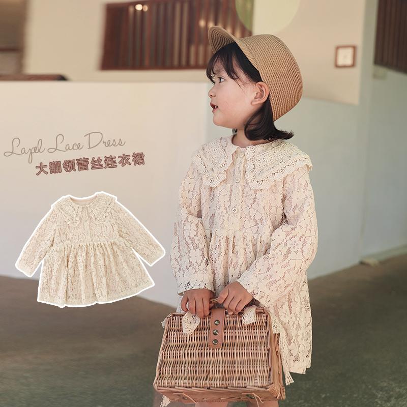 主连衣裙洋气时髦长裙