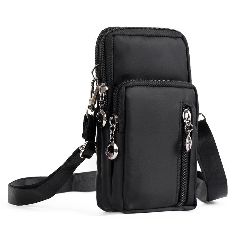 漂亮琳娜新品手机包女迷你小包包单肩斜挎包手包零钱包挂脖手腕包