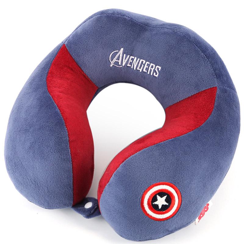 卡通u型枕头护颈枕颈椎枕可爱U形旅行飞机头枕护脖子汽车午睡靠枕
