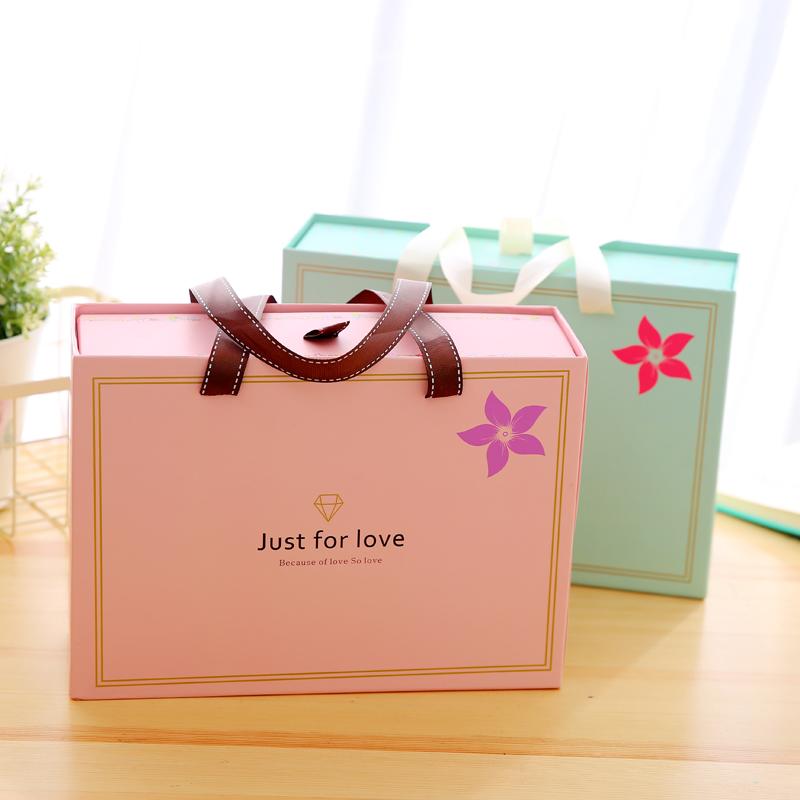 日韩创意可爱学生文具套装礼盒礼包 14件套高中生文具生日大礼包