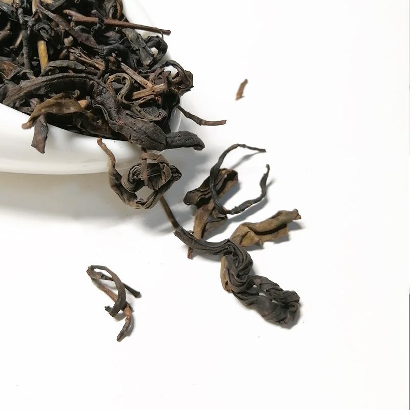 袋 500g 散装手工茶茶叶梗焦香型霍山黄茶 安徽黄大茶大叶茶叶包邮