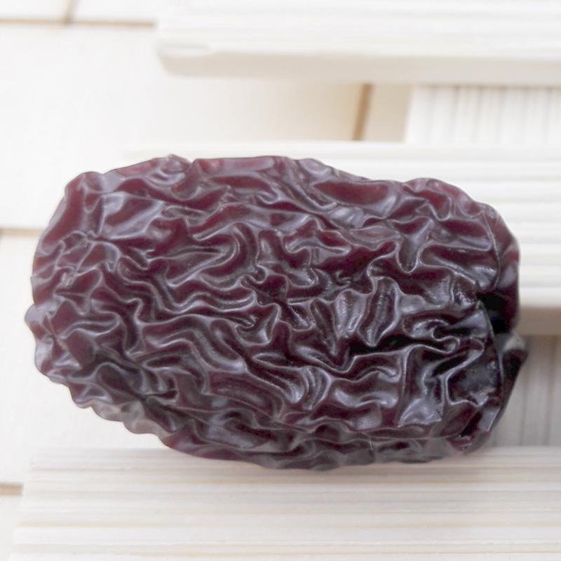 黑枣300g罐装紫晶枣乌枣大黑枣中药材煲汤陕西熏枣马牙枣狗头枣