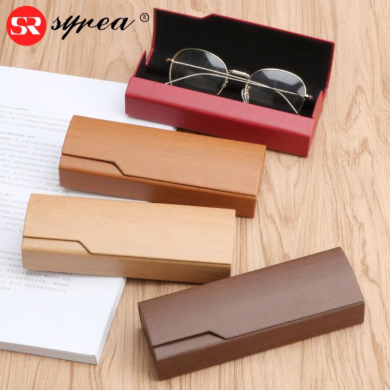 眼镜盒近视眼睛盒ins 少女款简约原宿男生创意个性便携防压墨镜盒