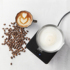 Hero King Kong Milk Frother Electric Milk Frother Household Automatic Frother Hot and Cold Mixing Cup Milk Milk Frother