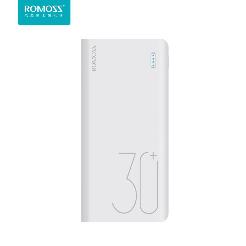 ROMOSS罗马仕sense8+30000毫安快充闪充大容量移动电源手机充电宝
