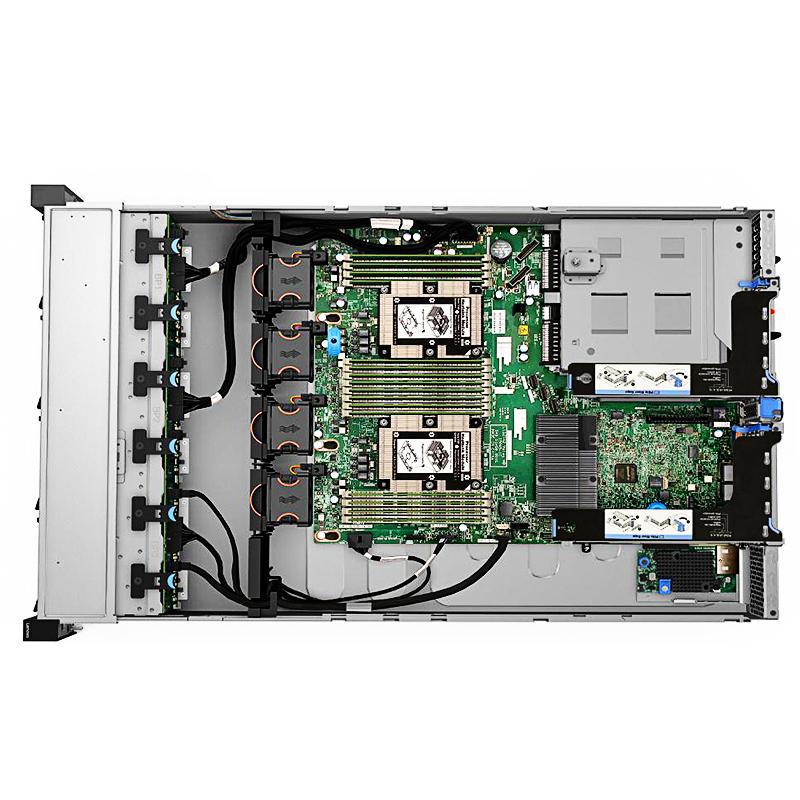 联想服务器 ThinkSystem SR590  至强铜牌银牌金牌多核处理器企业应用文件存储数据库ERP定制配置2U机架式