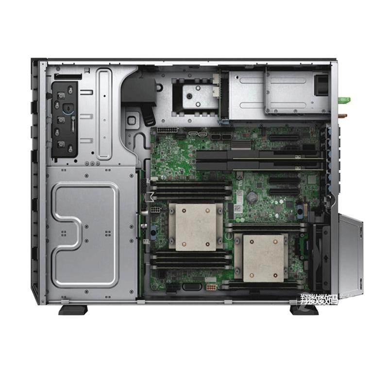 戴尔/Dell PowerEdge T430/T440塔式双路服务器至强数据库文件存储视频邮件Web ERP虚拟化金蝶用友管家婆主机
