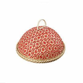 竹编制品菜罩 菜罩竹编 纯手工竹子制品创意竹子工艺品家用水果罩