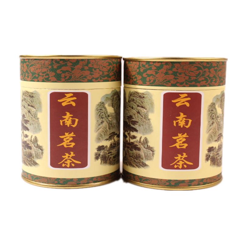 克包邮 100 普洱生茶盒装特级月光美人白茶白毫银针 新茶尝鲜 2018