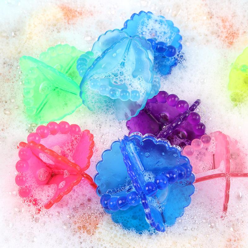 洗衣球 魔力去汙防纏繞韓國日本清潔衣物護洗球大號洗衣機清潔球