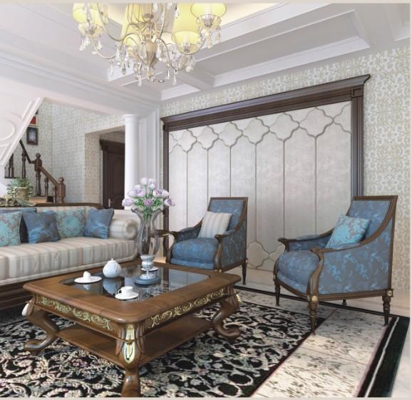 软包背景墙硬包背景墙欧美新中式后现代简约卧室电视客厅沙发软包