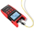 Shengwei multi-function cable finder detector cable finder supports FC/SC/ST network signal tester network cable on-off tool cable checker