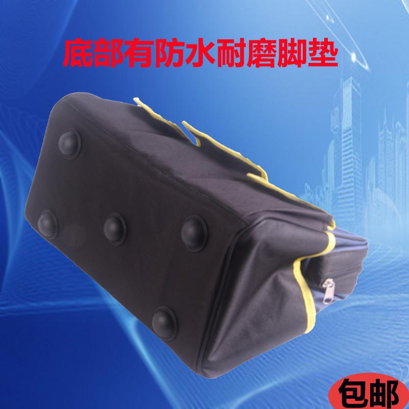 工具包帆布电工维修包 多功能售后工具袋牛津布双层加厚单肩便宜