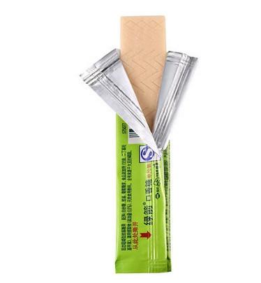 正品 新日期绿箭口香糖300g*2袋约100片单片装口香糖糖果零食