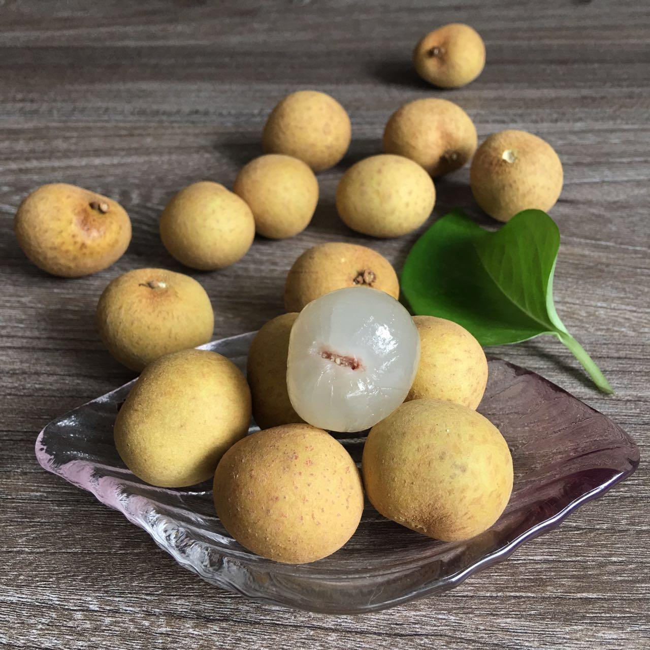 泰国新鲜龙眼3斤装进口新鲜桂圆鲜甜多汁热带水果发顺丰速运