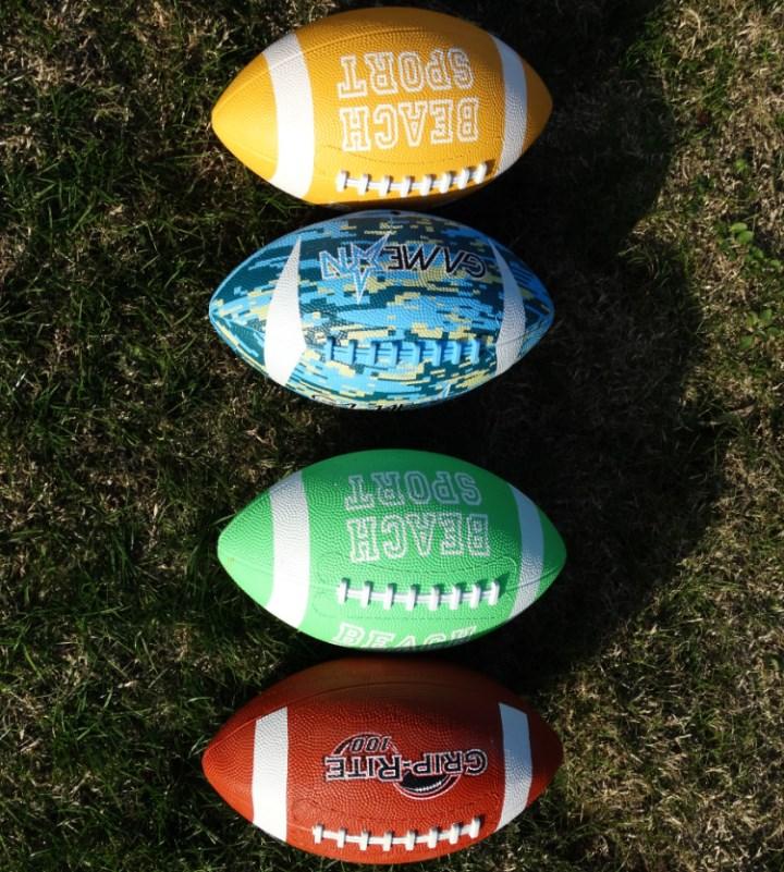 儿童美式橄榄球 幼儿园3号5号7号耐磨防滑户外室内比赛英式橄榄球