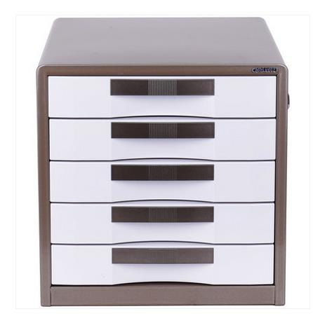 9702 V 5 Layers Of Metal Lockable File Cabinet Desktop Desktop File Cabinet  Drawers Cabinet