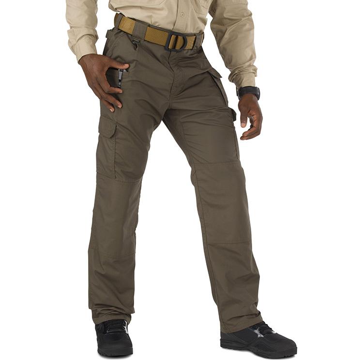 酷玩格调 美国 5.11/511 74273 格子布特勤户外休闲工装战术长裤