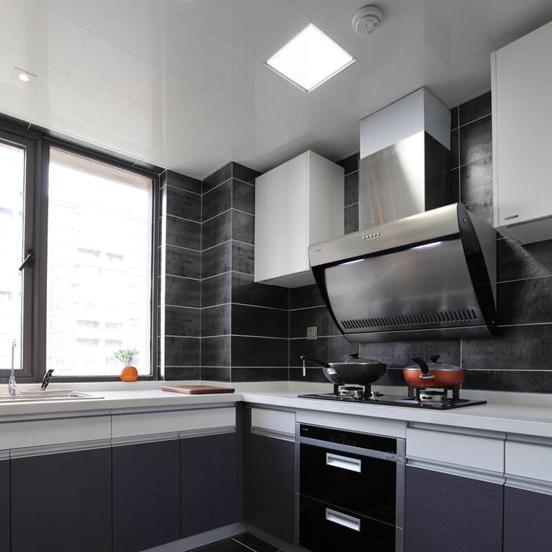 吸顶灯厨房灯嵌入式厨卫灯集成吊顶卫生间灯具厕所灯阳台浴室 LED