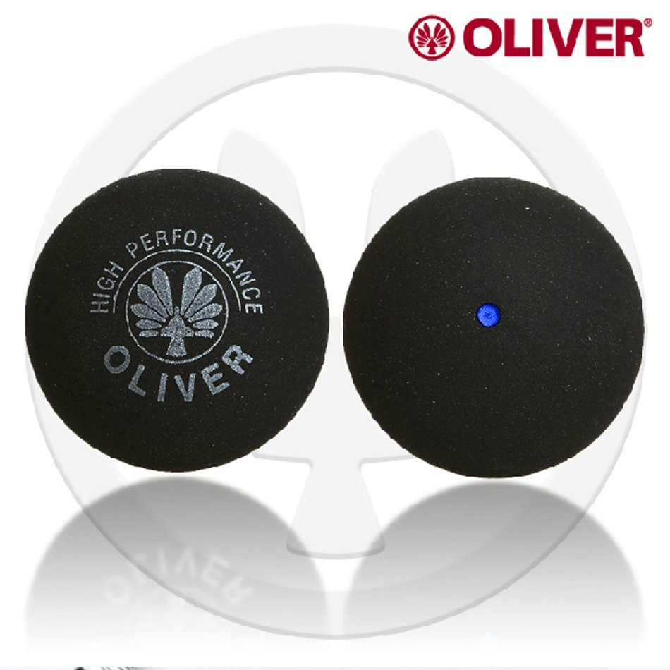 OLIVER 奧立弗壁球 單藍點 單紅點 單黃點 雙黃點壁球 單顆價