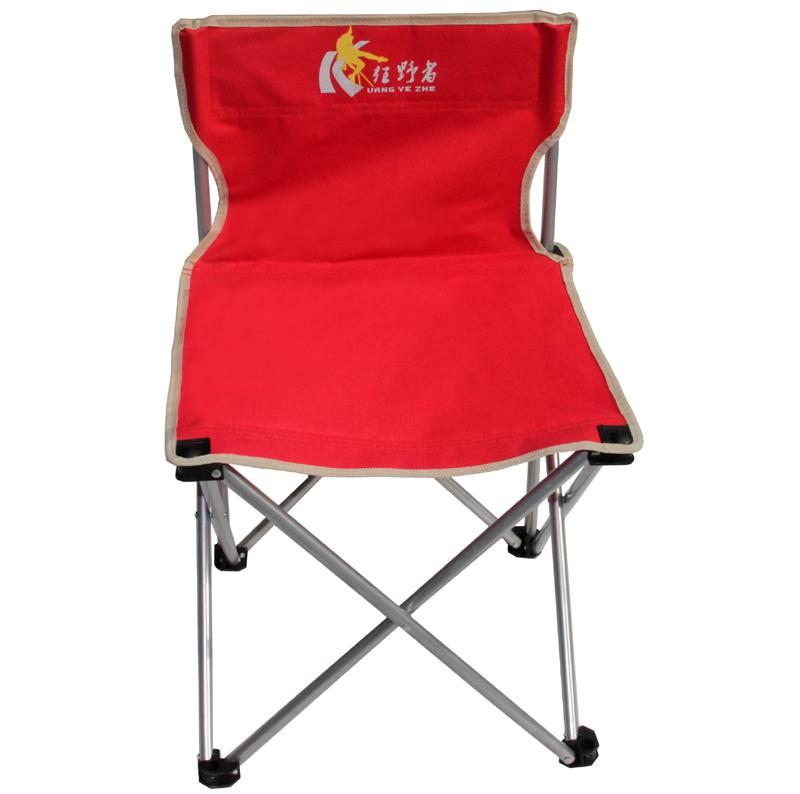 自驾游凳子 沙滩椅 休闲椅 钓鱼椅 便携折叠椅 狂野者户外椅子