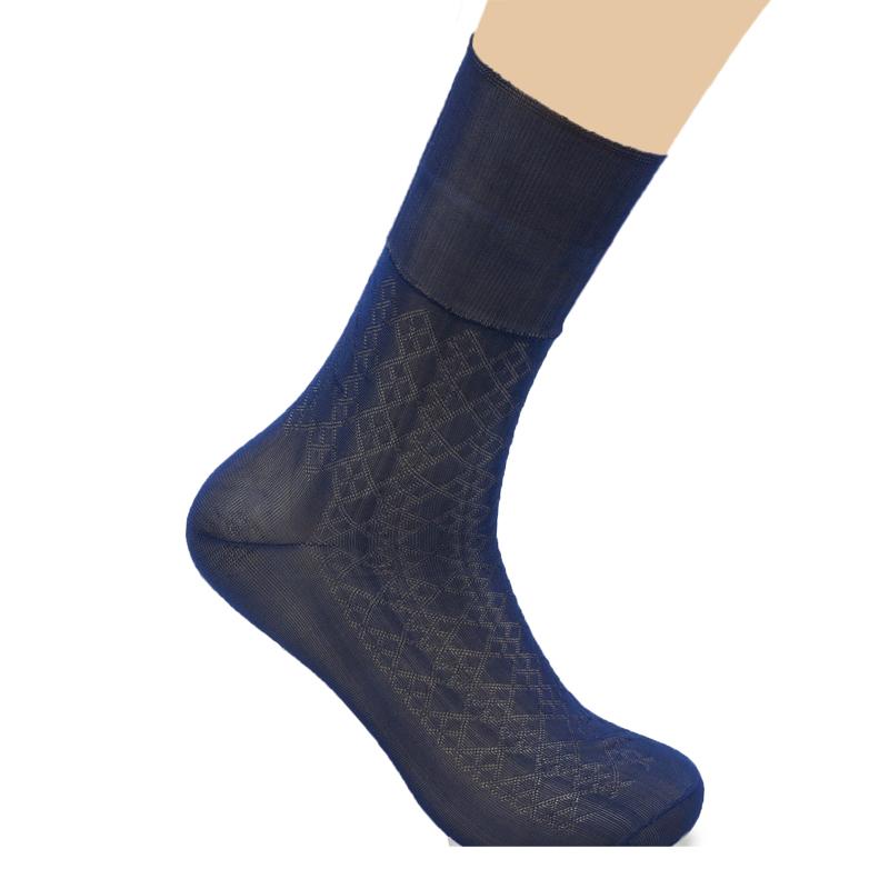 牡丹牌锦纶男士中筒老式尼龙丝袜