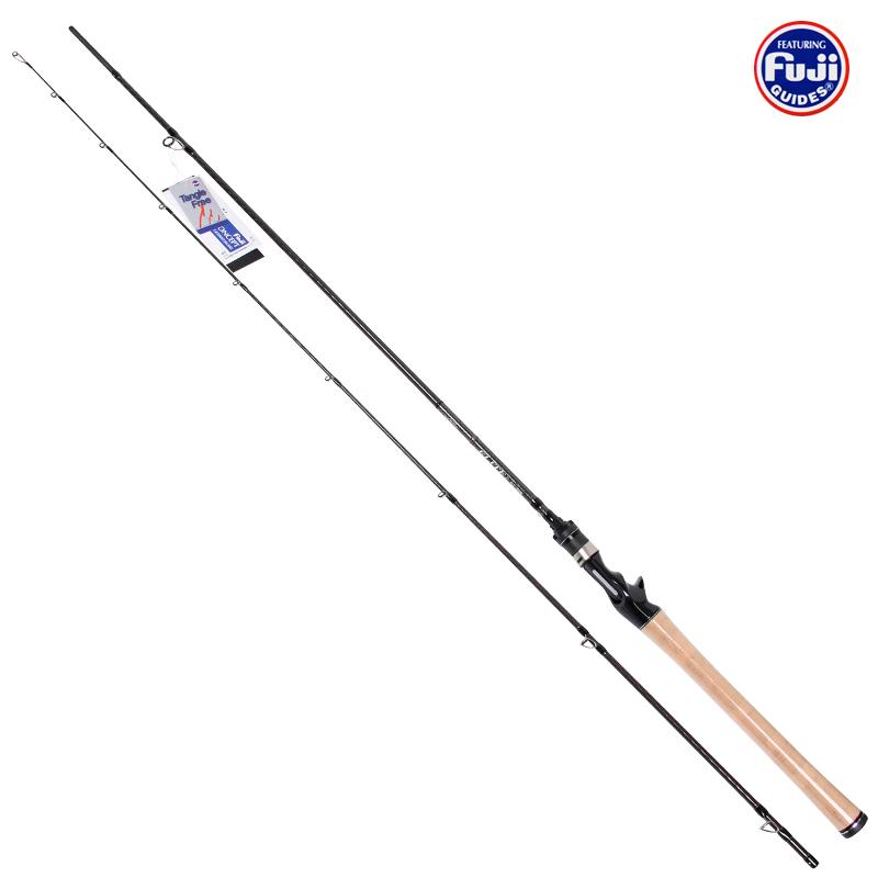 釣之屋 精英二代2.1米M調槍柄路亞竿日本fuji 配件翹嘴鱸魚竿魚竿