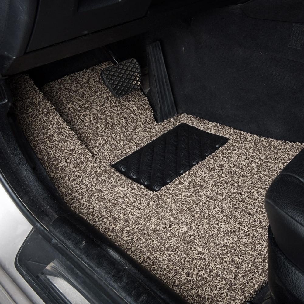 主驾驶汽车丝圈脚垫单片副驾驶后排正驾驶可裁剪驾驶座司机位地毯