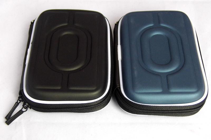 2.5寸EVAEVA熱壓硬碟包 整理盒 收納盒行動硬碟保護套 防震包