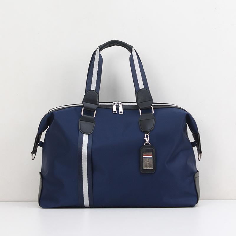 韩版旅行袋大容量旅行包男手提商务出差短途旅游包轻便防水行李包