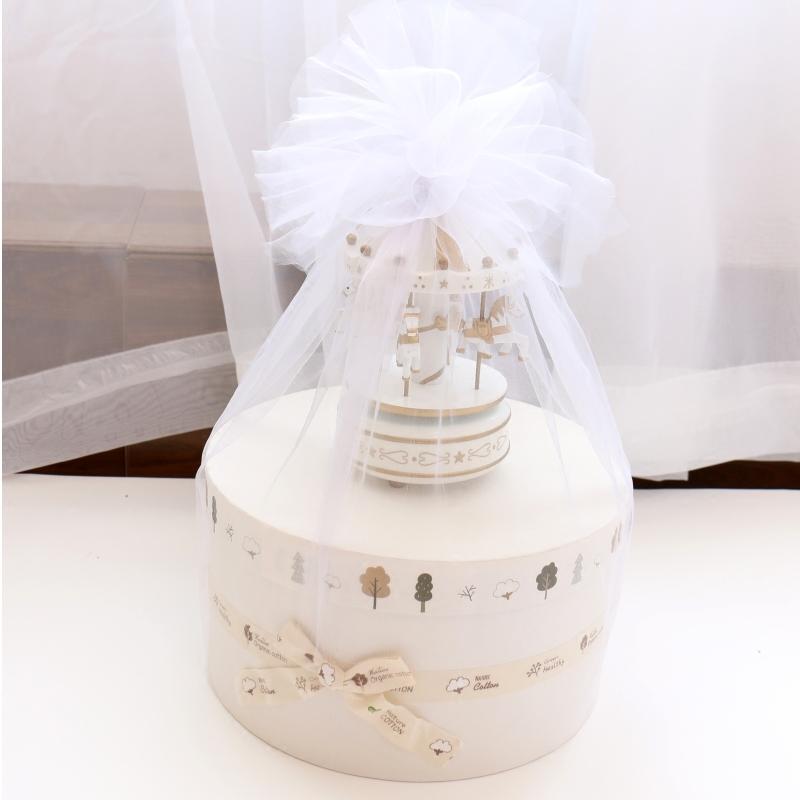 春夏高端婴儿礼盒纯棉宝宝衣服新生儿礼盒刚出生宝宝百天满月送礼