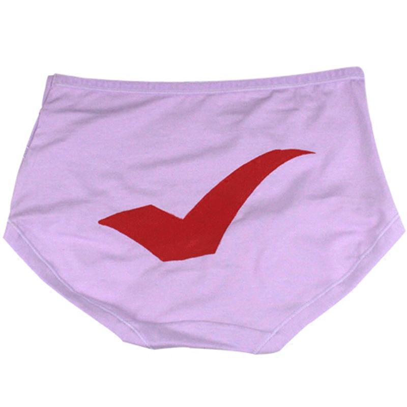 条装 1 男女士指定对内裤高考考试逢考必胜大红色运气中考内裤高分