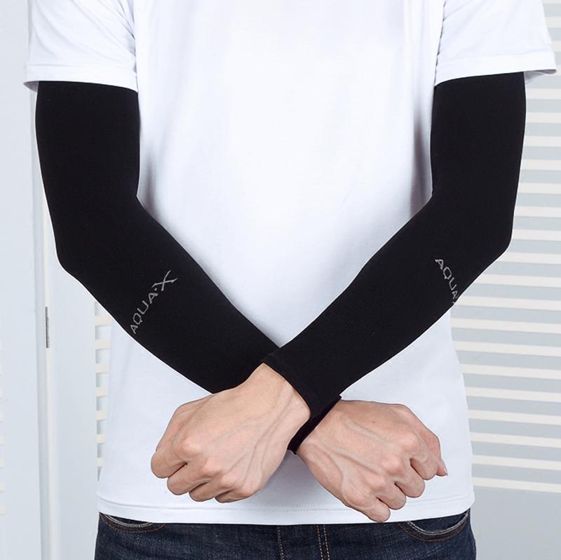 儿童防晒袖套男袖臂套亲子款防晒长袖套防紫外线冰丝小孩袖套