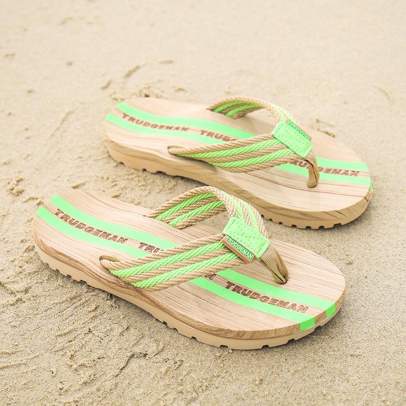 夏季小男孩儿童凉拖鞋人字拖男童夹脚趾休闲亲子拖鞋防滑男沙滩鞋