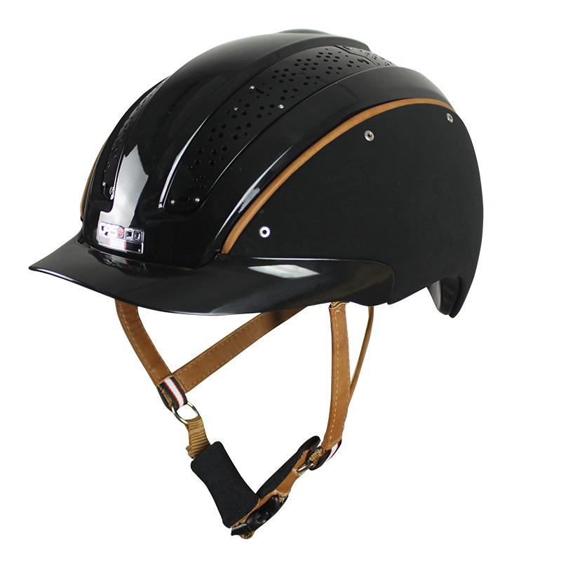 德国CASCO马术头盔骑马头盔高端障碍马术头盔透气安全八尺龙马具