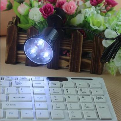 心飛翔 鍵盤燈 護眼燈 夾子led檯燈 筆記本鍵盤燈 強光usb燈LED燈