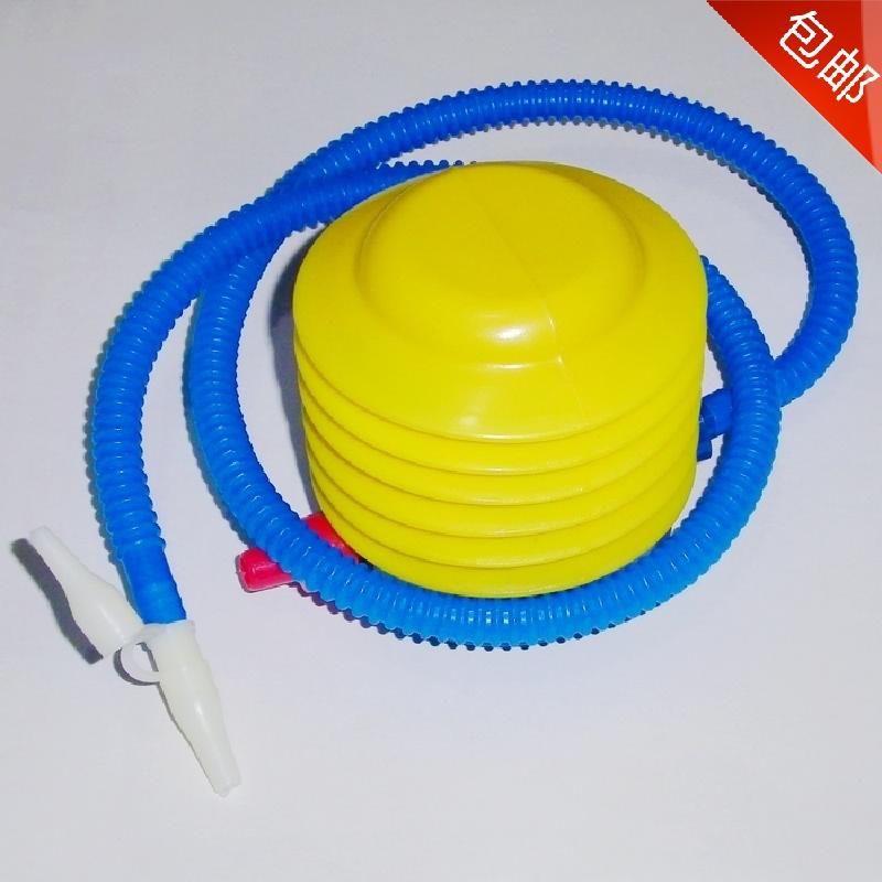 腳踩充氣筒氣泵游泳圈泳樂寶充氣水上玩具船床便攜打氣筒充氣工具