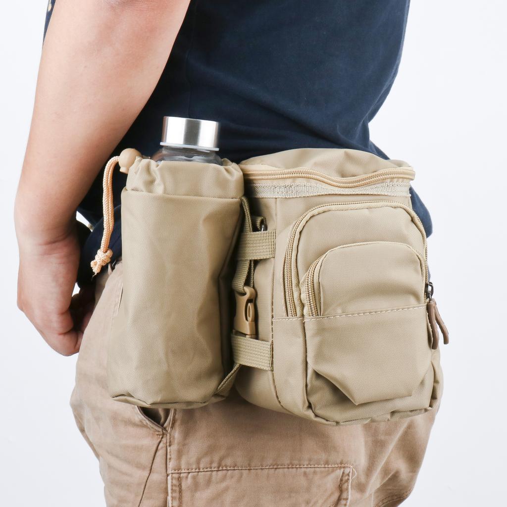 戶外運動腰包多功能水壺腰包男女跑步腰包騎行腰包相機手機腰包