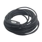Pusenter Teng is -10 m USB extension cable with signal amplification HD video conference camera omnidirectional wheat special