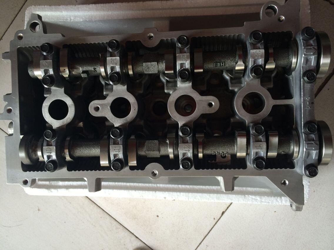 五菱荣光B12发动机缸盖总成 6407B3 鸿途 新之光6390 6388 6400