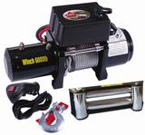 Off-road Winch / Winch car / electric winch / winch 12v / winch 6000LB