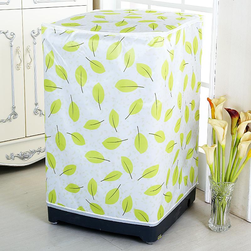 華麗萊洗衣機罩防水防晒加厚全自動海爾波輪滾筒洗衣機罩防塵罩